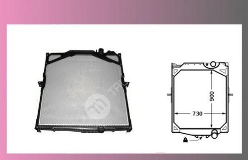 chladič vody VOLVO FH12,FM12-bez rámu