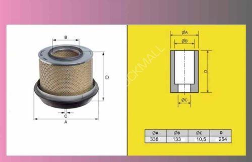 filtr vzduchový MERCEDES 1017