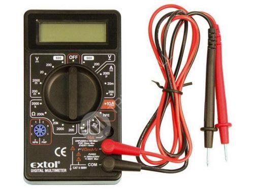 multimetr digitální s akust.