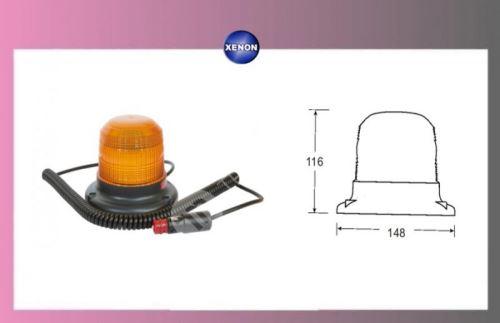 maják XENON-10-100V-pevný-na 3 šrouby