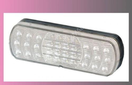 lampa zadní LED 12/24V,L+P+05m kabel+SPZ