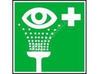 Tabulka - Zařízení pro vyplachování očí 20 x 20 cm