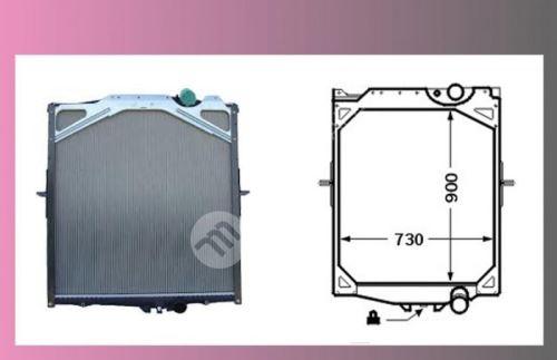 chladič vody VOLVO FH12,FM12-s rámem