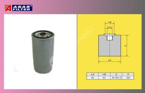 filtr naftový DAF 95 ATI-ASAS