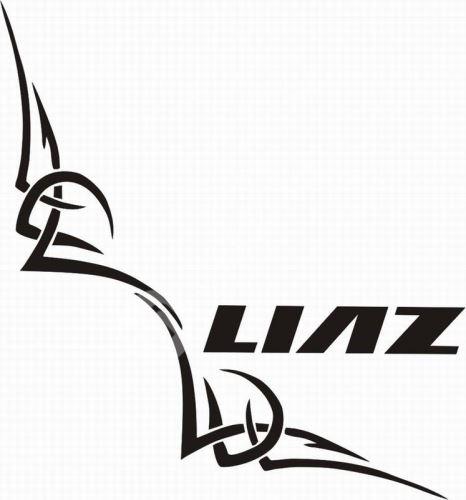 samolepka LIAZ 605