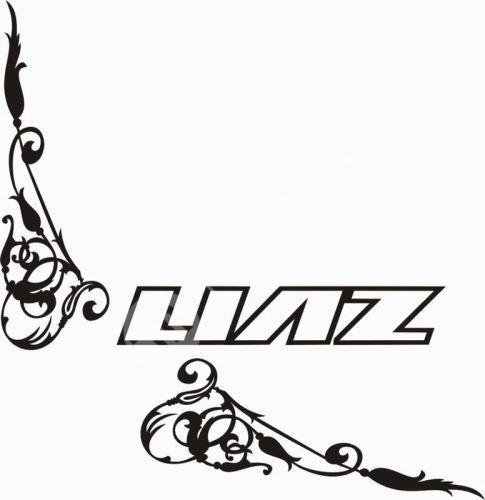 samolepka LIAZ 604
