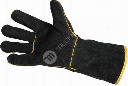 Pracovní rukavice SANDPIPER - SAVANA černé