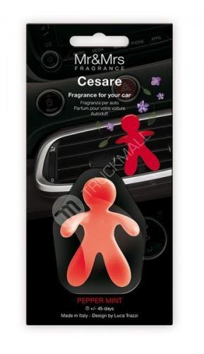 Vůně do ventilace CESARE Mr&Mrs Pepper Mint