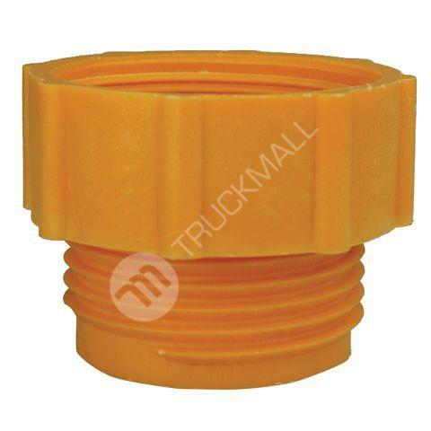 Plastový adaptér, oranžový