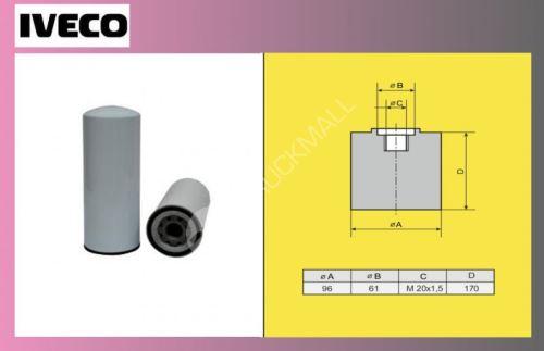 filtr naftový IVECO ECARGO-TECTOR-orig.