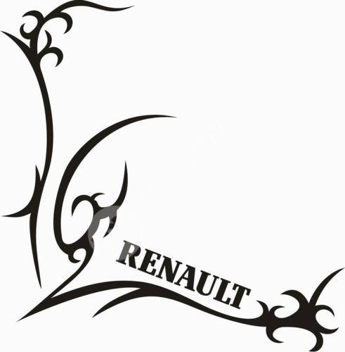 samolepka RENAULT 469