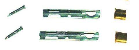 Koncovka k celnímu lanku (ocel 6mm)