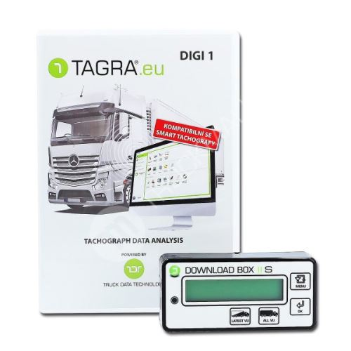 SW TAGRA.eu DIGI 1 + Download Box II S