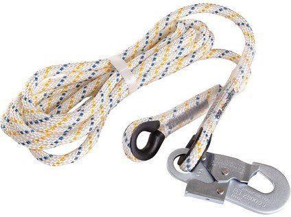 Pomocné lano LP 100 s karabinou