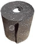 pás protiskluzový-guma 10000x250x 3 mm