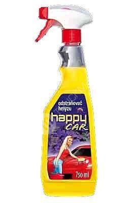 HAPPY CAR Odstraňovač hmyzu 750 ml