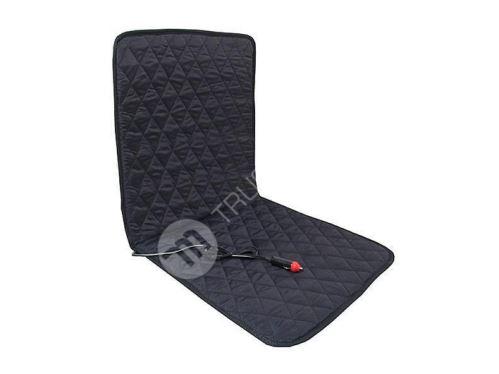 Potah na sedadla vyhřívaný 12V