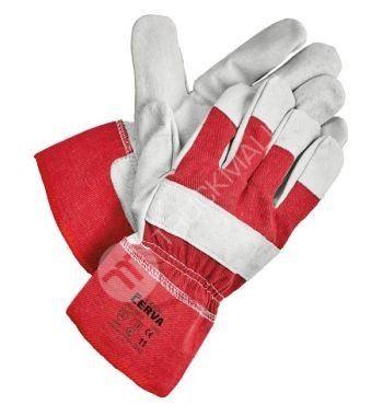 Pracovní rukavice  EIDER RED - EGON vel.11