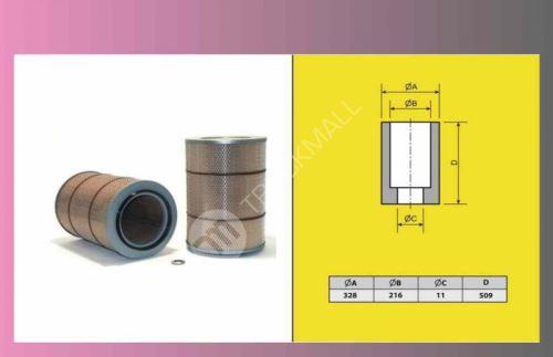 filtr vzduchový IVECO STRALIS-M-FILTER