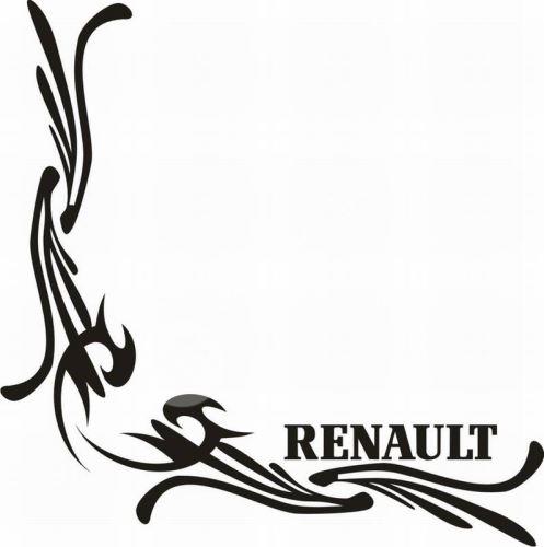 samolepka RENAULT 474