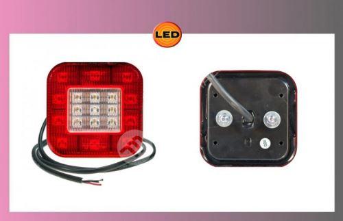 lampa zadní LED-12/24V,PRO-M-ROAD