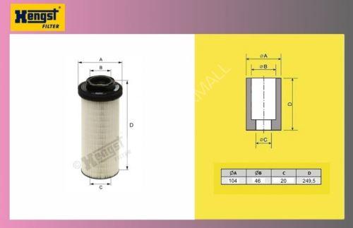 filtr naftový DAF XF95-105