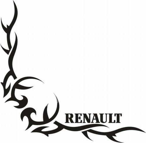 samolepka RENAULT 472