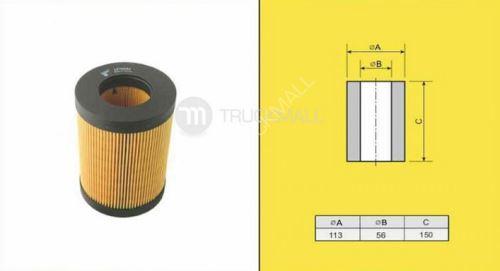 filtr olejový DAF 95XF 03-,85CF-ASAS