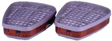 3M Filtr  A1 6051