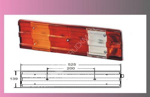 kryt lampy MB ACTROS -pravý