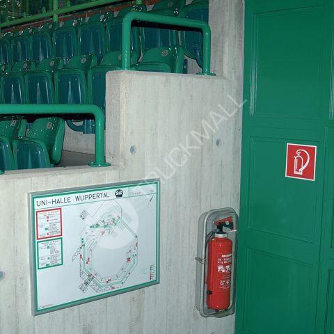 Tabulka - Zařízení pro likvidaci požárů 15 x 15 cm