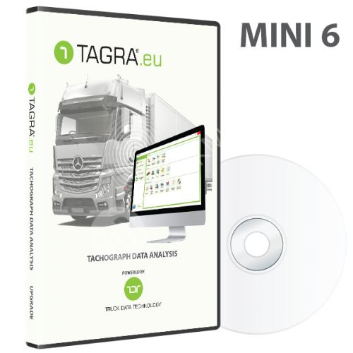 SW TAGRA.eu MINI 6 + čtečka čipových karet