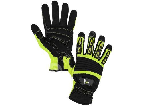 CXS YEMA kombinované pracovní rukavice vel.10