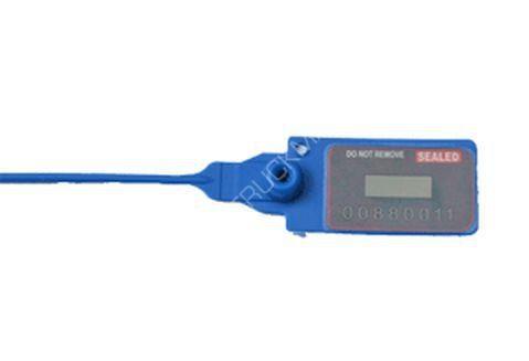 Bezpečnostní plomba plastová M-Seal, štítek na poznámky