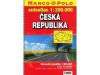 Atlas na spirále - ČR 1 : 200 000