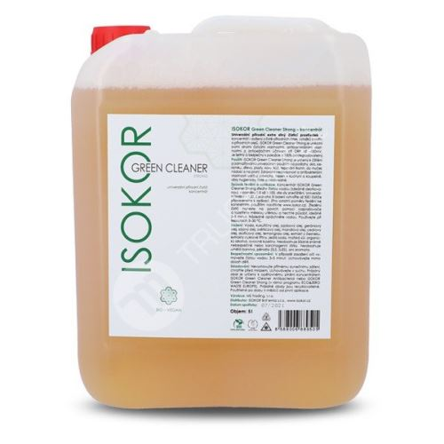 ISOKOR Green Cleaner Strong 5 L koncentrát