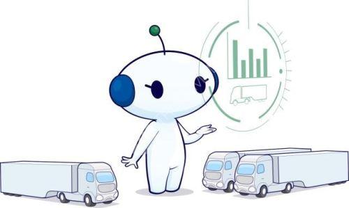 Traxee - dálkové stahování dat z tachografu s online GPS monitoringem