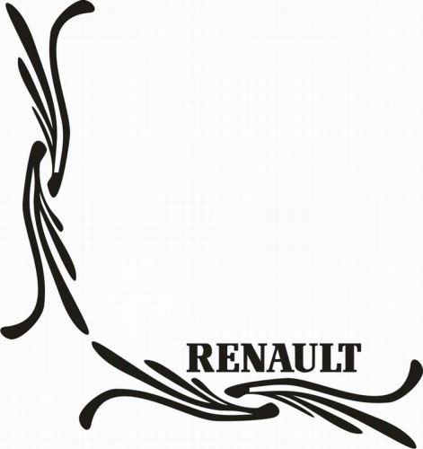 samolepka RENAULT 471