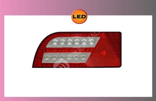 lampa zadní PRO-CURVE-LED 12/24-levá