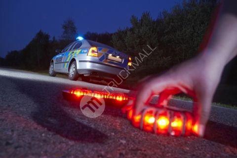 Set LED profi nabíjecích majáků
