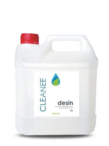 CLEANEE desin - alkoholová dezinfekce na ruce 10L