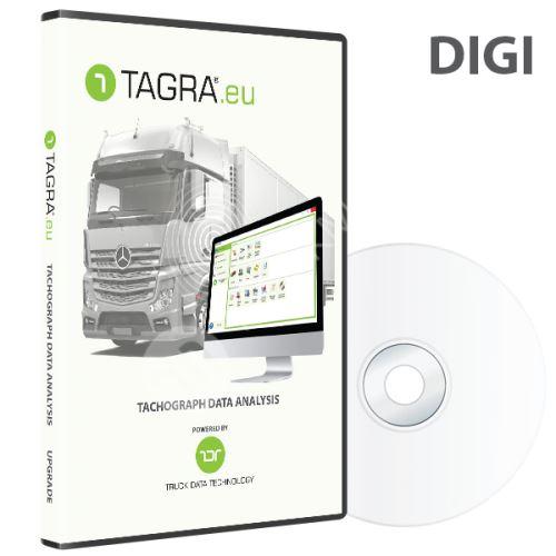 SW TAGRA.eu DIGI + čtečka čipových karet