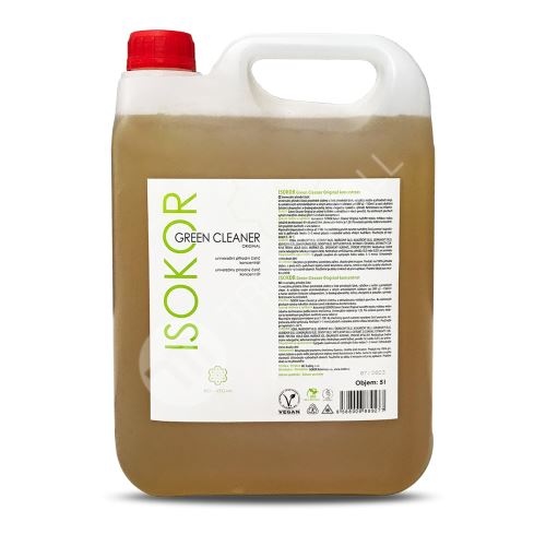 ISOKOR Green Cleaner Original 5000 ml koncentrát