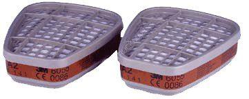 3M Filtr  A2 6055