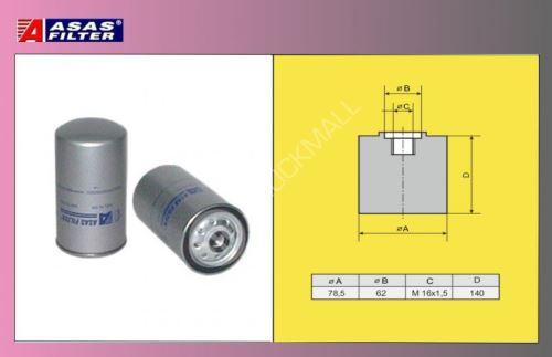 filtr naftový IVECO ETECH 440/malý/ASAS