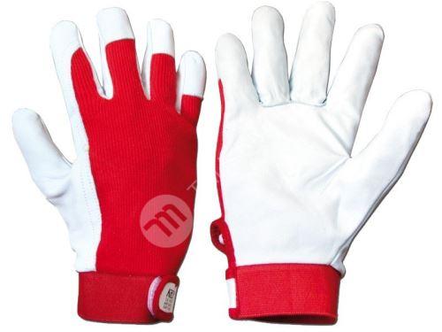 Pracovní rukavice HOBBY - MECHANIK LUX