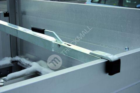 Přehrazovač ocel/zinek, 1880 mm - 2910 mm