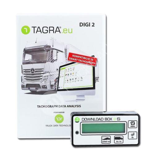 SW TAGRA.eu DIGI 2 + Download Box II S